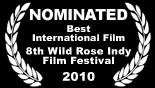 Nominated Best International Film, Wild Rose